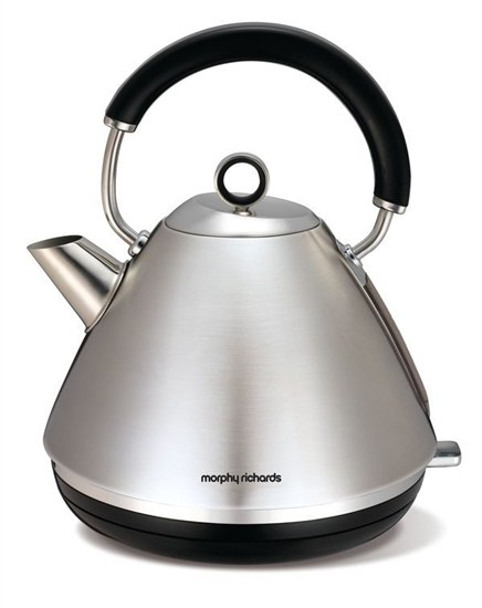 Morphy Richards konvice Accents retro Brushed